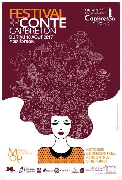 Festival du conte de Capreton, France
