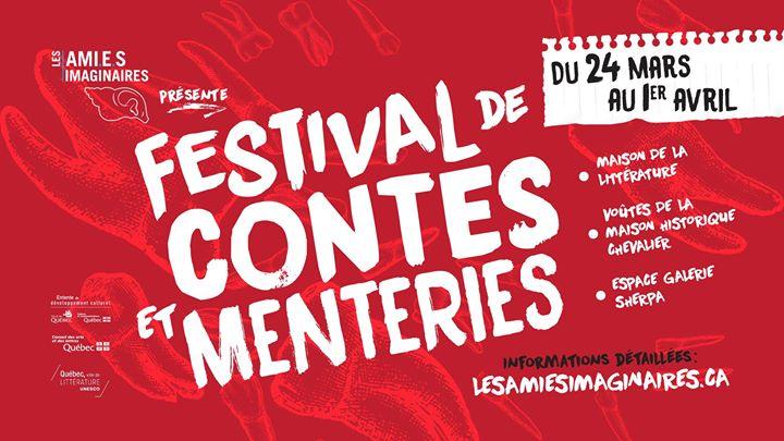 Festival de contes et menteries