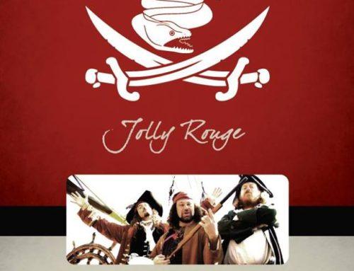 Lancement de l'album Jolly Rouge des Murènes !