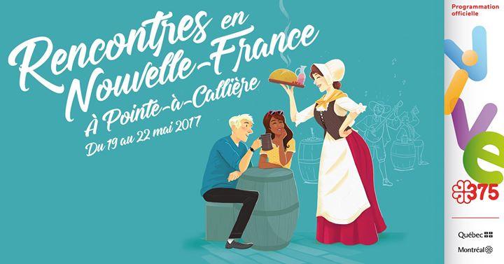 Rencontres en Nouvelle-France
